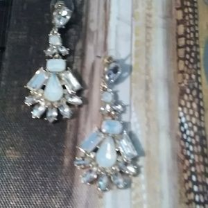 Crystal evening Earrings